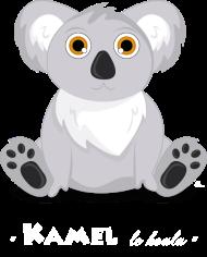 T-Shirt Kamel le koala<br />imprimer sur un tee shirt