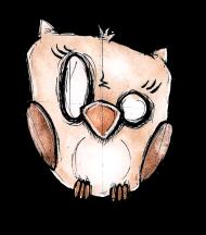 T-Shirt OWL : K-nimals<br />imprimer sur un tee shirt