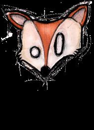 T-Shirt Kanimals - Fox <br />imprimer sur un tee shirt
