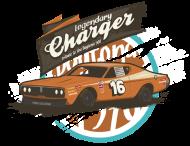 T-Shirt Charger Legendary<br />imprimer sur un tee shirt