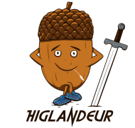 T-Shirt Highlander<br />imprimer sur un tee shirt