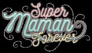 T-Shirt super maman forever<br />imprimer sur un tee shirt