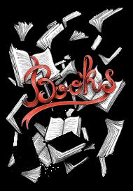 T-Shirt Books<br />imprimer sur un tee shirt