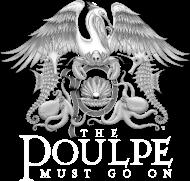 T-Shirt The Poulpe Must Go On (N&B)<br />imprimer sur un tee shirt
