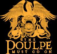 T-Shirt The Poulpe Must Go On (J)<br />imprimer sur un tee shirt