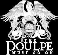 T-Shirt The Poulpe Must Go On (B)<br />imprimer sur un tee shirt