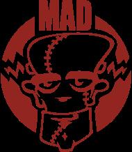 T-Shirt  Mad Man<br />imprimer sur un tee shirt