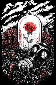 T-Shirt The Last Flower On Earth <br />imprimer sur un tee shirt