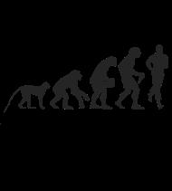 T-Shirt Evolution Fitness<br />imprimer sur un tee shirt
