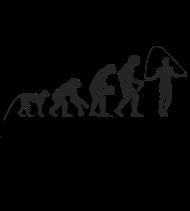 T-Shirt Evolution corde à sauter<br />imprimer sur un tee shirt
