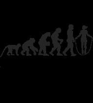 T-Shirt corde a sauter Evolution  sport<br />imprimer sur un tee shirt