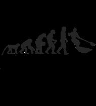 T-Shirt paddle Evolution surf<br />imprimer sur un tee shirt