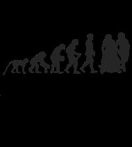 T-Shirt Bobsleg  Evolution<br />imprimer sur un tee shirt