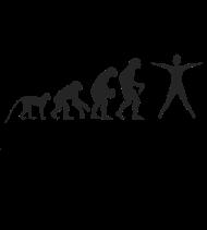 T-Shirt Evolution Yoga<br />imprimer sur un tee shirt