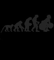 T-Shirt haltérophilie Evolution weight lifting<br />imprimer sur un tee shirt