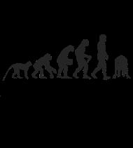 T-Shirt course Evolution race<br />imprimer sur un tee shirt