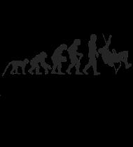 T-Shirt Alpinisme Evolution of climbing<br />imprimer sur un tee shirt