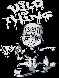T-Shirt Grafiti Boy<br />imprimer sur un tee shirt