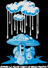 T-Shirt Apres la Pluie<br />imprimer sur un tee shirt