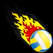 Vuurbal Volleybal België