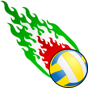 Fireball Volleyball Italy