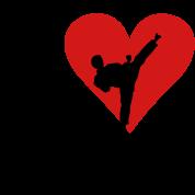 I love Judo