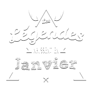 T-Shirt Legendes janvier<br />imprimer sur un tee shirt