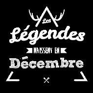 T-Shirt Legende decembre<br />imprimer sur un tee shirt