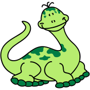 Nifty little Dino