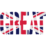 Great Britain Flag, British Flag, Union Jack, UK Flag