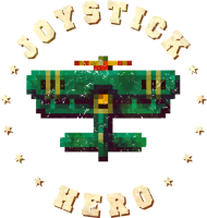 T-Shirt Joystick Hero<br />imprimer sur un tee shirt