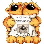 Happy Birthday, Bear