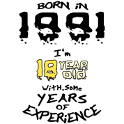 born in 1991