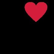 Skateboard - I hjertet mitt skateboard - I Love