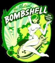 T-Shirt The Mutant Bombs Hell<br />imprimer sur un tee shirt