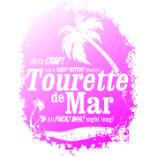 Tourette de Mar - party shirt - Lloret de mar