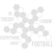 Football Geometry - dark shirt