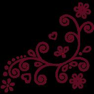 Floral Ornament Coloriage