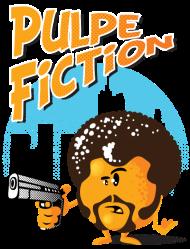 T-Shirt Pulpe Fiction <br />imprimer sur un tee shirt