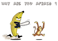 T-Shirt Banana killer<br />imprimer sur un tee shirt