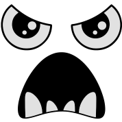 Mal occhio - Mostri - Comic