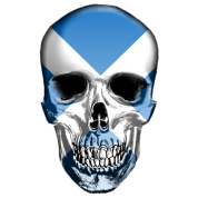 Scottish Skull