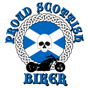 Proud Scottish Biker