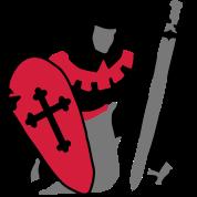 knight kneeling medieval patjila