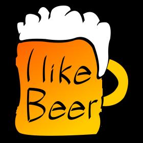 Ich liebe Bier auf dein T-Shirt