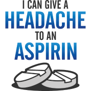 Give Headache To Aspirin 3 (dd)++