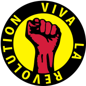 3 colors - Viva la Revolution - Working Class Unity Against Capitalism