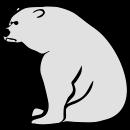 Motiv: Eisbär