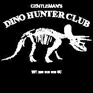 T-Shirt Dino Hunter<br />imprimer sur un tee shirt