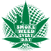 smoke weed every day